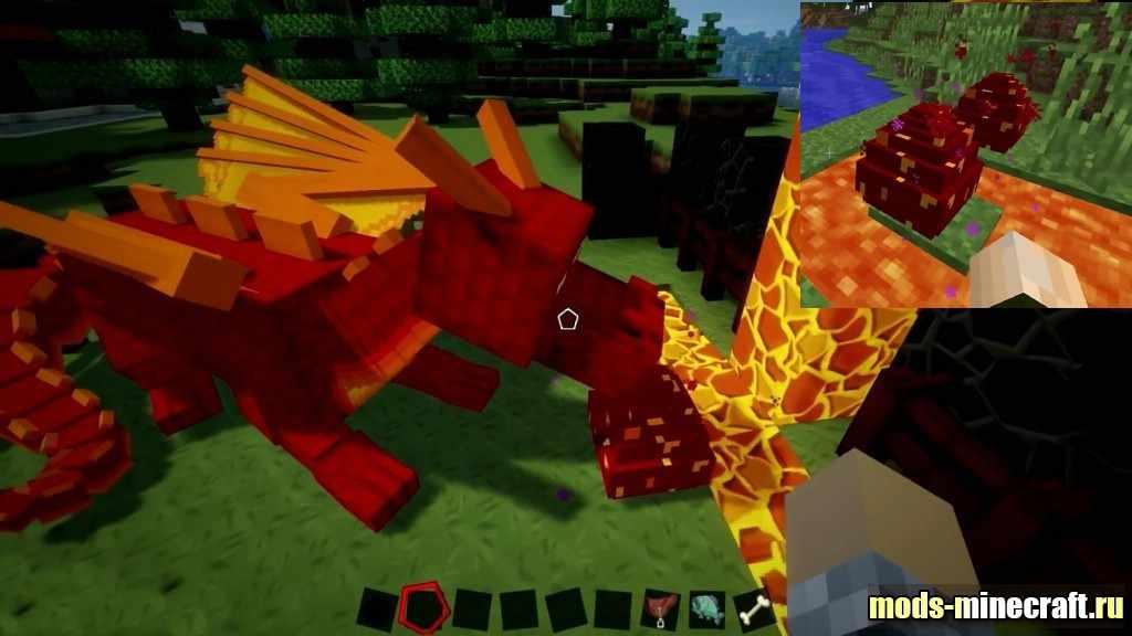 dragon mounts 1.8.9