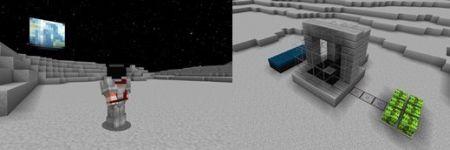 Высадка на Луну / постройка лунной базы / подключение генераторов энергии и кислорода