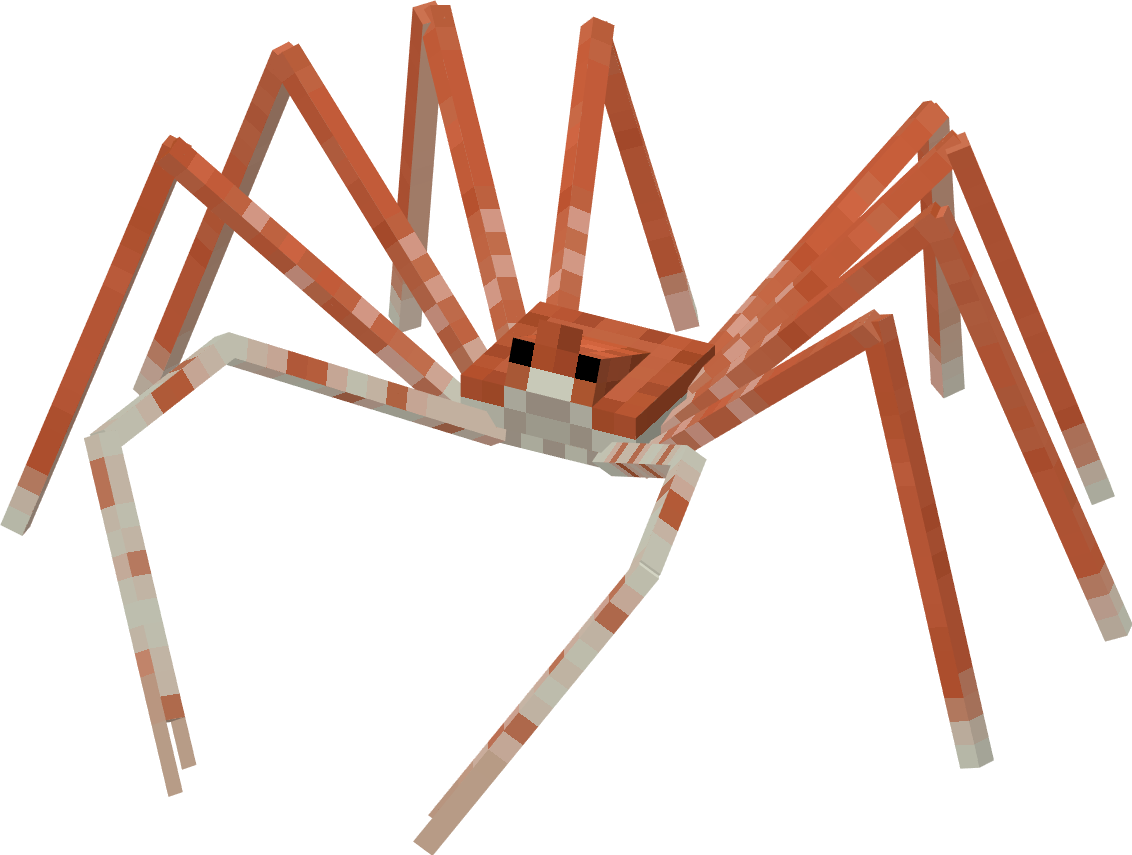 Odd Water Mobs - Giant Spider Crab